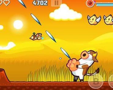 """Flying Hamster"" (& HD) derzeit kostenlos"