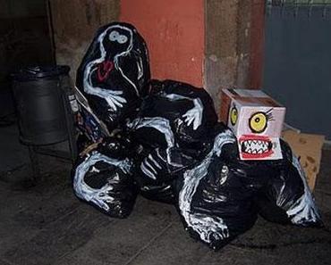 Kunst ist Müll: Francisco de Pájaro in Barcelona