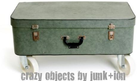 I´m quick get away...to crazy object designs by junk+ion