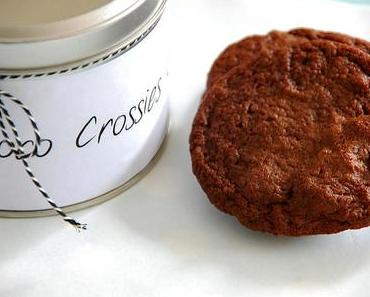 Choco Crossies Cookies