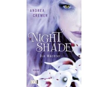 Rezension - Nightshade – Die Wächter