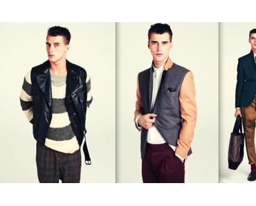 H&M; Lookbook Herbst Winter 2011/2012 - Herren