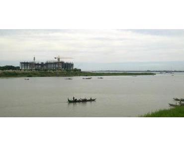 Tonle Sap: Sisowath Quay, Phnom Penh