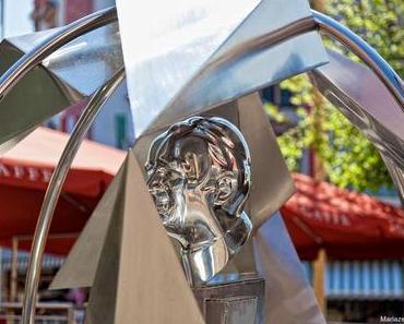 ORF Bericht über Papst Johannes Paul II Skulptur in Mariazell