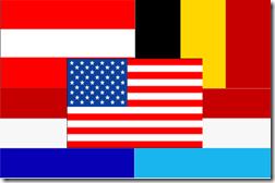 Neue, günstigere Versandkosten in die Länder: AT, NL, LU, BE & USA