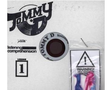 "DJ Tommy D: ""Listening Comprehension – Lesson 1″"