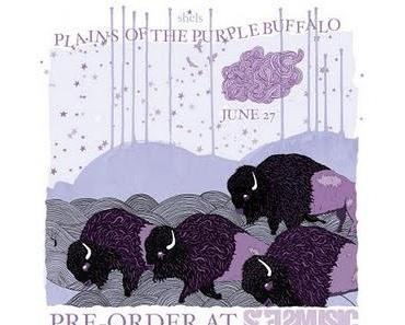 *shels - Plains of the Purple Buffalo / Pre-order