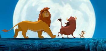 'Der König der Löwen' erneut im Kino
