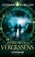 Book in the post box: Portal des Vergessens
