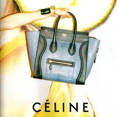 Céline Luggage Tote
