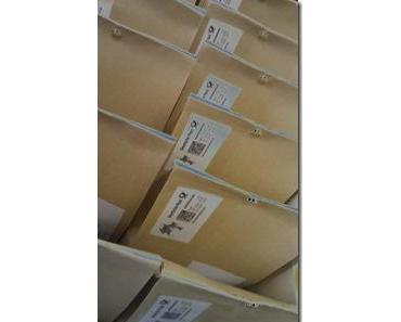 Die CraSy Mystery KAL Pakete gehen auf Reisen – Ihr Ziele befinden sich in Deutschland, Österreich und Italien!