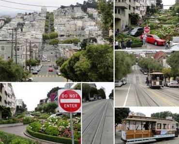 Die Strassen von San Francisco