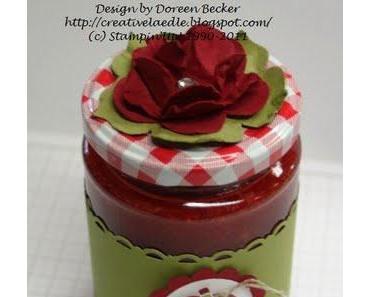 Erdbeermarmelade und Rezept
