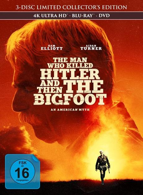 The Man Who Killed Hitler and Then The Bigfoot Gewinnspiel