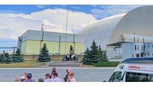 Reise nach Tschernobyl: strahlende Tour Atomkraftwerk