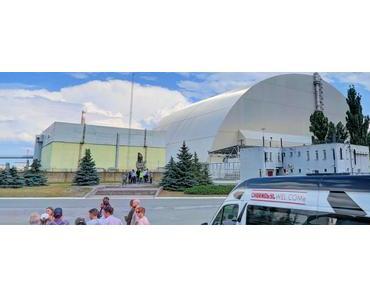 Reise nach Tschernobyl: die strahlende Tour zum Atomkraftwerk