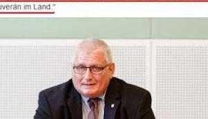 Landtagspräsident (CDU) entpuppt sich antidemokratischer verfassungsfeindlicher Möchtegern-Feudalherr
