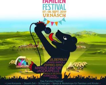 Familien-Festival Urnäsch: Kinderbands treffen auf Appenzeller  Brauchtum