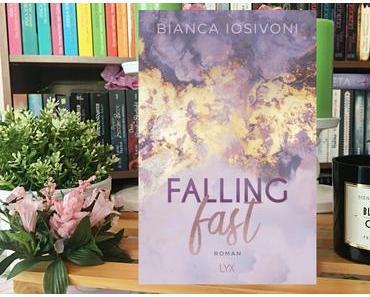 |Rezension| Bianca Iosivoni - Falling Fast