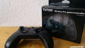 TUTUO Wireless Switch Controller im Test: Gut und Günstig?