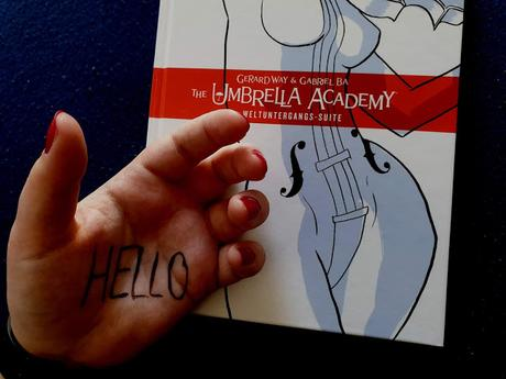 [REVIEW] Gabriel Bá & Gerard Way: Weltuntergangs-Suite (The Umbrella Academy, #1)