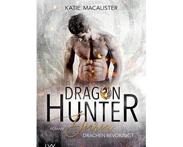 [Rezension] Dragon Hunter Diaries #1 - Drachen bevorzugt