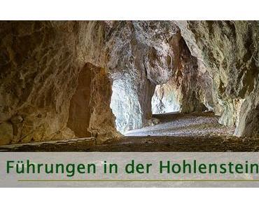Höhlenbetrieb in der Hohlensteinhöhle