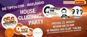 Die Inselradio – Houseclubbing–Party - Nachlese