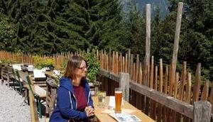Urlaub Achensee Wandern Erholung
