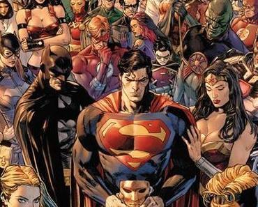 {Rezension} Heroes in Crisis 1 von Tom King & Clay Mann