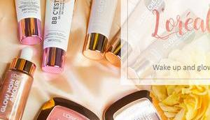 L'Oreal Wake glow Review