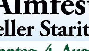 Termintipp: Almfest Zeller Staritze