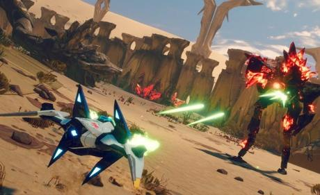 Ein Blick auf Starlink – Battle for Atlas