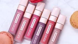 L'Oréal Infaillible Macarons Ultra Matte Liquid Lipsticks