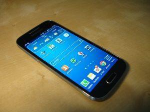 Samsung stellt Arbeit am tastenlosen Smartphone ein