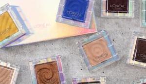 Lorealista News: L'Oréal Paris Color Queen Shadows! Werbung Sample
