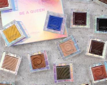 Lorealista News: L'Oréal Paris Color Queen Oil Shadows! | Werbung & PR Sample