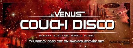 Couch Disco 054 by Dj Venus (Podcast)