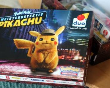 Das Abenteuer Schule beginnt mit den Meisterdektiv Pikachu- Schulboxen von duo schreib und spiel + Verlosung