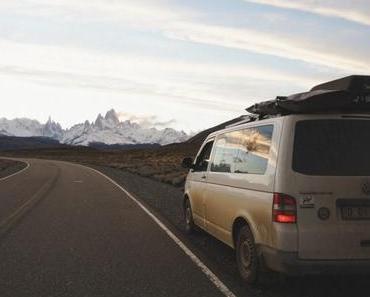 Mit dem Van durch Südamerika reisen – Einblick in eine ganz persönliche Geschichte