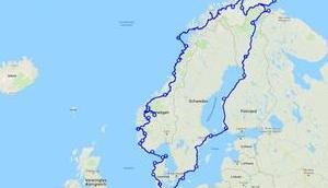 Wohnmobil Nordkap Planung