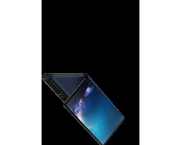 Flexibles Smartphone Huawei Mate X soll im Herbst erscheinen