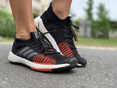 adidas boost sohle test