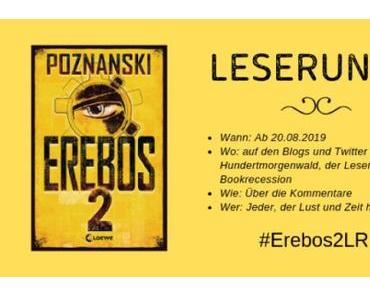 Leserunde Erebos 2