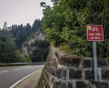 Rennrad: Pässe und Schluchten in Graubünden