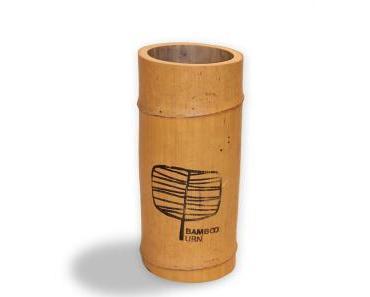 Bamboo Urn [Werbung]