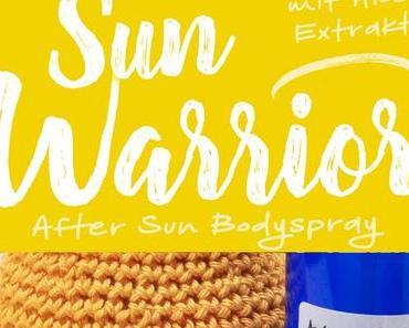»Sun Warrior« After Sun Bodyspray
