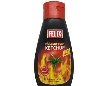 Felix - Höllenfeuer Ketchup