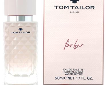 Duftneuheiten: Tom Tailor for her & for him