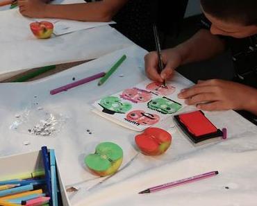Kinderworkshop: Rosch Haschana – Ein süßes Neujahr!